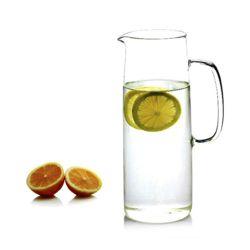 홈메이드 유리 물병(1.3L)