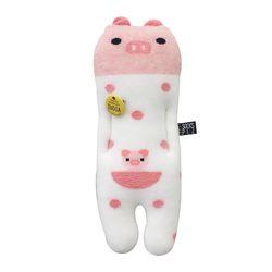 돼지 삑삑이 손목 보호쿠션 (양말인형 2019)