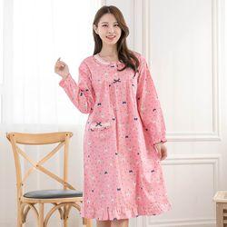 [무료배송] 도트고양이 드레스