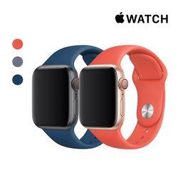 [Apple] 애플정품 애플워치 스포츠밴드 (42 44mm)