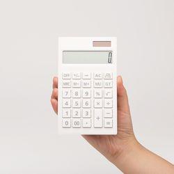단순생활 데스크 계산기