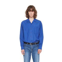 Nd hagen opencara shirt (Blue)