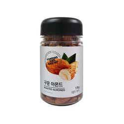큐원 구운아몬드 170g