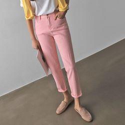 Color Boyfit Jeans