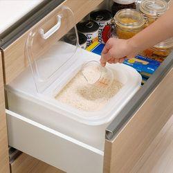 이노마타 서랍용 쌀통 6kg 1270