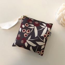 방수 Dear pouch (GARDEN-BROWN) - S size