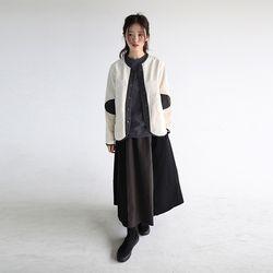 panda patch binding jumper (2colors)