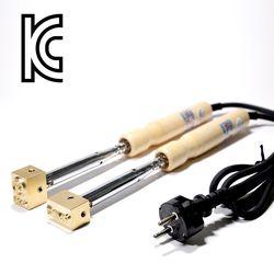 [맞춤제작] KC인증 정사각형불도장 30mm (인두기)