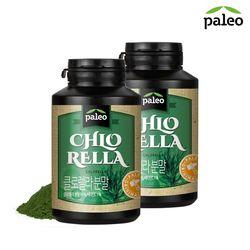 팔레오 클로렐라 분말 180g 2통  비타민C