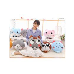 쿡리빙 캣토이 담요 고양이 캐릭터 베개로 사용 (S03330)