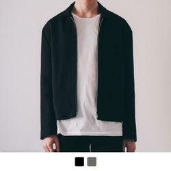미니멀 블루종 자켓 (2color)