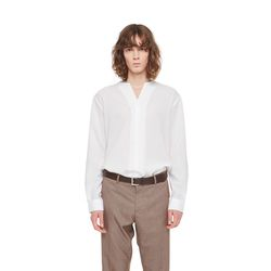 One tulsa V neck tshirt (White)