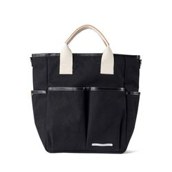 PARK PACK TOTE 700 CANVAS BLACK