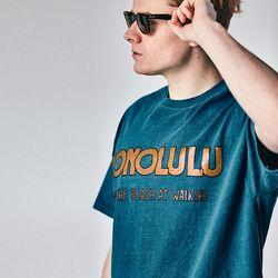 Original University T-shirt HONOLULU