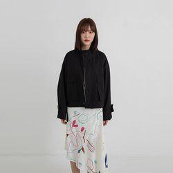 have pocket short jumper (4colors)