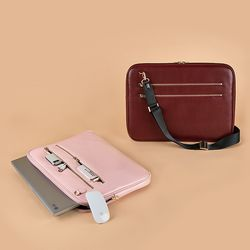 SLIM WIDE NOTEBOOK BAG 15 노트북가방