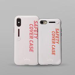 [몰카탐지] 세이프티 아이폰 케이스 - 커스텀 컬러 네이밍