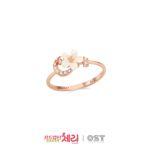 [카드캡터체리XOST] 벚꽃 달 반지 (OTRF19308QPW)