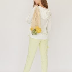 EASY POCKET SWEATPANTS (LIME)
