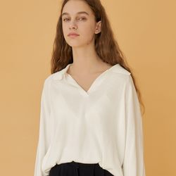 COZY COLLAR KNIT (WHITE)