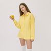 FRUITY COLOR BASIC SHIRTS (LEMON)