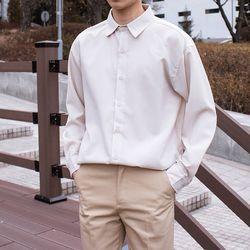 플로어 솔리드 셔츠 (6Color)