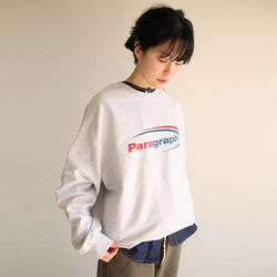 paragraph unisex sweatshirt (3colors)