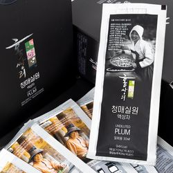홍쌍리 청매실농원 매실원액 파우치 12개입 3박스