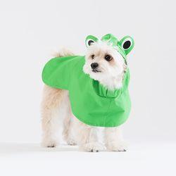 개구리 레인코트 (그린)