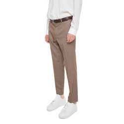 Topeka check slacks (Brown)