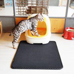 고양이 모래매트