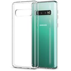 신지모루 갤럭시S10 에어클로 투명 핸드폰 케이스
