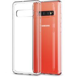 신지모루 갤럭시S10플러스 에어클로 투명 핸드폰 케이스