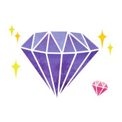 블랭코 스텐실도안202 다이아몬드