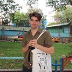 ELUSIVE MOMENT eco-bag