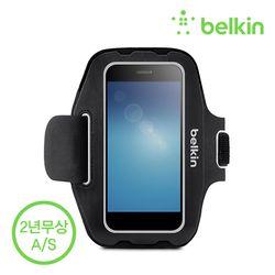 벨킨 5.5인치 스포츠 암밴드 피트니스 아이폰 갤럭시 F8M983bt