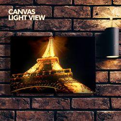 LED액자 캔버스라이트뷰 - NEW에펠탑