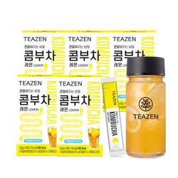 티젠 콤부차 레몬 2주분 (50스틱+보틀)