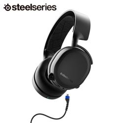 [마우스패드증정] 스틸시리즈 Arctis 3 Bluetooth 유무선 게이밍 헤드셋