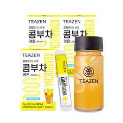 티젠 콤부차 레몬 30스틱+보틀