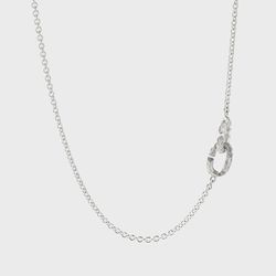 [ARETE] Clasp Design Necklace Ver.crater