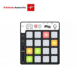 IK Multimedia iRig Pads - 미디 컨트롤러