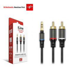 IK Multimedia iLine RCA Output 아답터