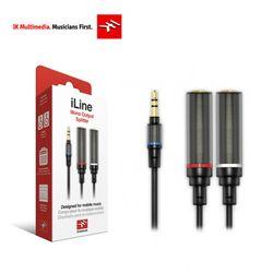 IK Multimedia iLine Mono 출력 스플리터