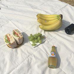 아이보리 피크닉 매트(Ivory picnic mat)