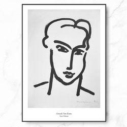 인테리어 그림 명화 포스터 그란데 테테 중형