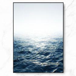 인테리어 그림 드로잉 포스터 바다 중형