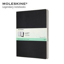 몰스킨 아트 컬렉션 까이에 뮤직 XL 블랙 (3권세트)