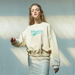 Verona Sweatshirt Ivory