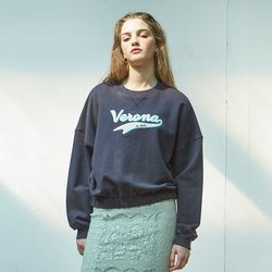 Verona Sweatshirt Navy